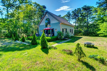 Eastham Cape Cod vacation rental - Lots of space to enjoy the outdoors in this yard