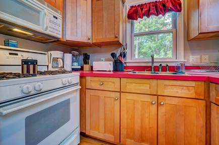 Eastham Cape Cod vacation rental - You'll be able to cook whatever you desire in the full kitchen
