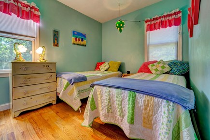 Eastham Cape Cod vacation rental - Two twin beds is perfect for kids or younger guests