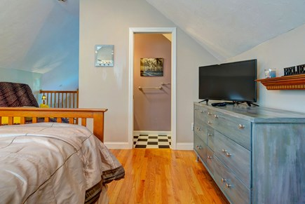 Eastham Cape Cod vacation rental - A queen is also located in the loft