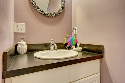 Eastham Cape Cod vacation rental - A half bathroom is accessible for everyone