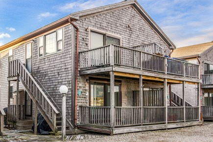 Provincetown Cape Cod vacation rental - Step out of your home and onto the beach.