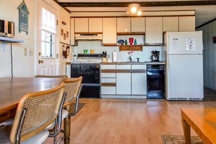 Provincetown Cape Cod vacation rental - The dishwasher provides easy clean up.