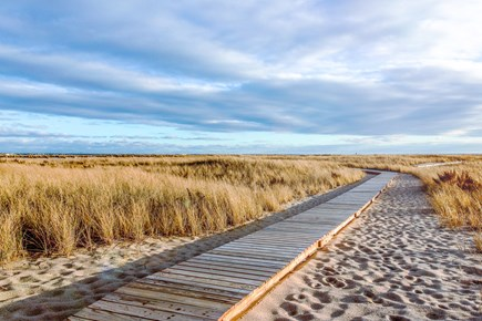 Provincetown Cape Cod vacation rental - Walk along the beach during the day, just outside your home.