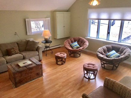 Centerville Centerville vacation rental - Den with pull out sofa - TV for DVD or your game use