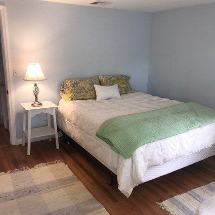 Centerville Centerville vacation rental - Master bedroom Queen bed and a twin bed - built in closets