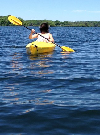 Centerville Centerville vacation rental - It's a big beautiful clean lake to explore