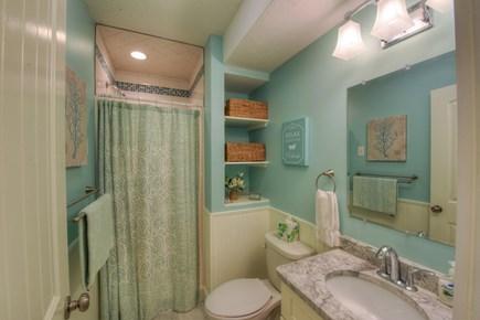 Truro Cape Cod vacation rental - Guest bathroom