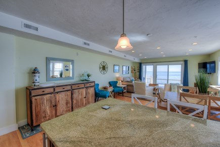 Truro Cape Cod vacation rental - Party time