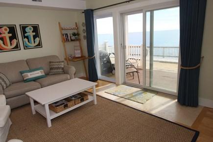 North Truro Cape Cod vacation rental - The view!
