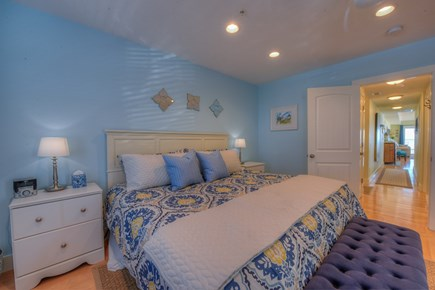 North Truro Cape Cod vacation rental - Master King Bed