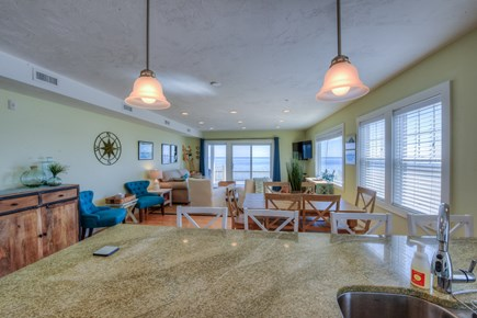 North Truro Cape Cod vacation rental - Dining