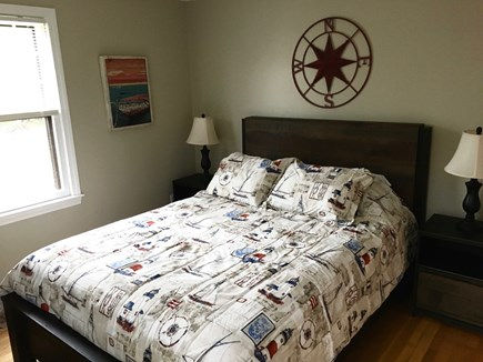 South Chatham Cape Cod vacation rental - Guest Bedroom - Queen