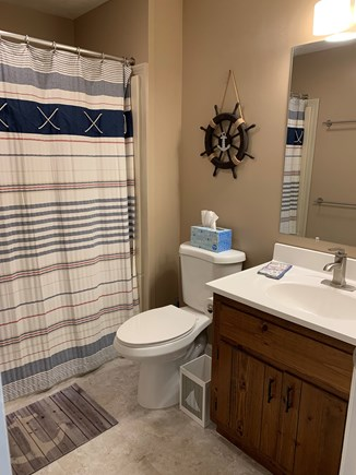 South Chatham Cape Cod vacation rental - Guest Bathroom