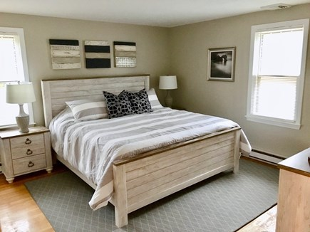 South Chatham Cape Cod vacation rental - Master Bedroom- King