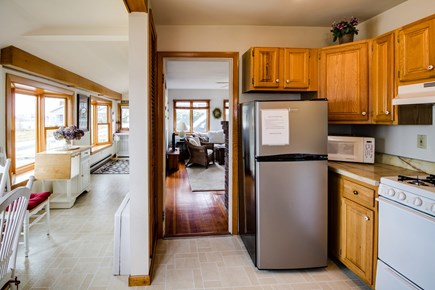Falmouth Cape Cod vacation rental - Bright and open kitchen with lots of cabinets for storage