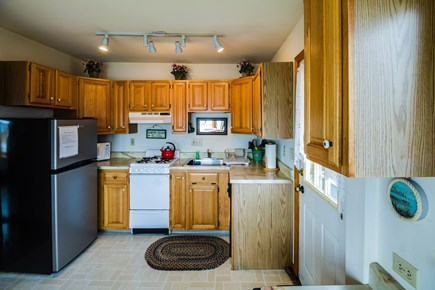 Falmouth Cape Cod vacation rental - Conveniences such as a dishwasher, ice maker & microwave