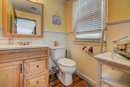 Falmouth Cape Cod vacation rental - Bathroom offers plenty of space to freshen up