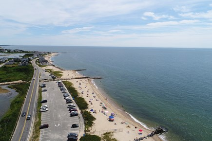 Falmouth Cape Cod vacation rental - The nearby beach paints the perfect vacation setting