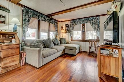 Falmouth Cape Cod vacation rental - Immediately feel cozy among the quaint decor and cushy seats