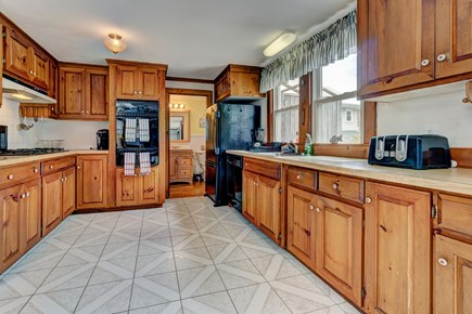 Falmouth Cape Cod vacation rental - Well-equipped kitchen with all the basic tools you need
