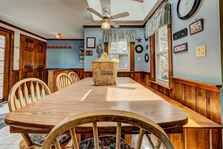 Falmouth Cape Cod vacation rental - You'll have space for a feast and room for all by evening
