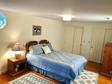 Osterville Osterville vacation rental - Upstairs Bedroom- queen size bed with 2 spacious closets.