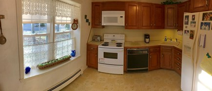 Osterville Osterville vacation rental - Kitchen- fully functional