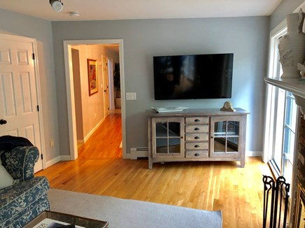 Osterville Osterville vacation rental - Family Room- easy access to outdoor patio via two sliding doors.