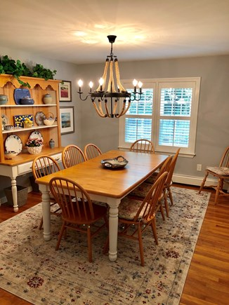 Osterville Osterville vacation rental - Dining Room- Seats up to 10 people