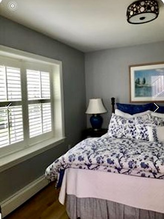 Osterville Osterville vacation rental - Bedroom- located on the main level with queen size bed.