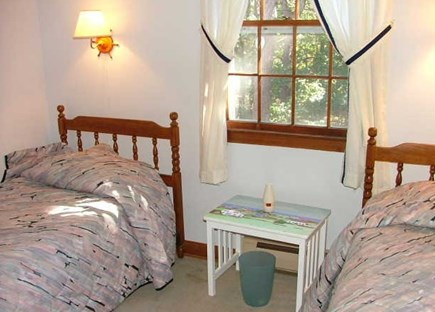 Eastham Cape Cod vacation rental - Bedroom #2 (main level) w/2 Twins