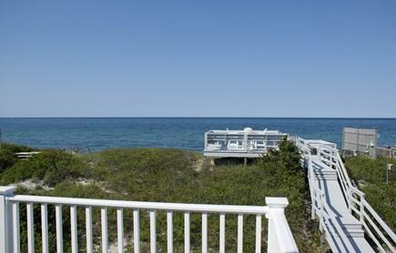 Sandwich Cape Cod vacation rental - Multi level decks with fabulous views