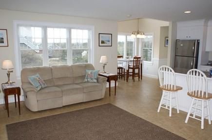 Sandwich Cape Cod vacation rental - Open Living/Kitchen area