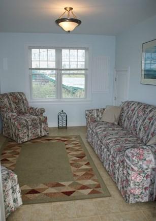 Sandwich Cape Cod vacation rental - Den with sleep sofa