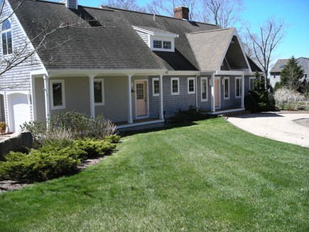 West Falmouth Cape Cod vacation rental - Beautiful Post and Beam Beach House