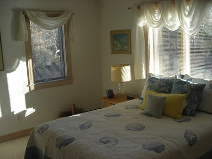 West Falmouth Cape Cod vacation rental - Queen bedroom