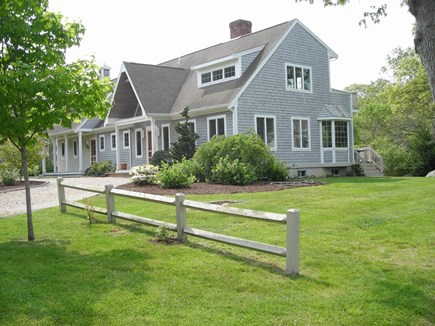 West Falmouth Cape Cod vacation rental - Front Right