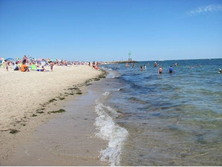 West Yarmouth Cape Cod vacation rental - Beach on Nantucket Sound