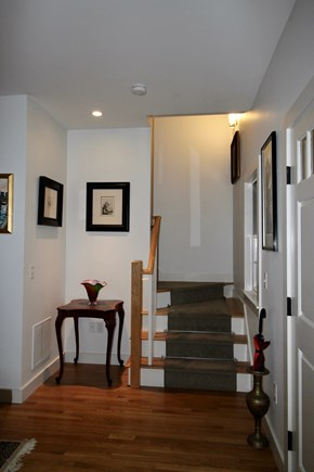 Provincetown Cape Cod vacation rental - Stairway to Bedrooms on Second Floor