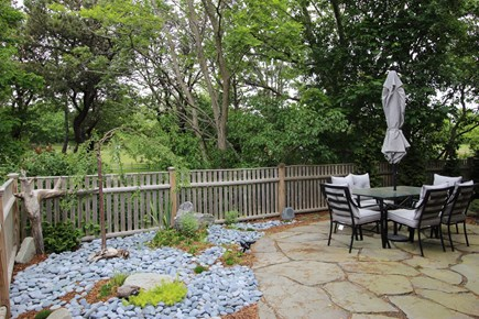 Provincetown Cape Cod vacation rental - Terrace with Outdoor Dining, Gas Grille