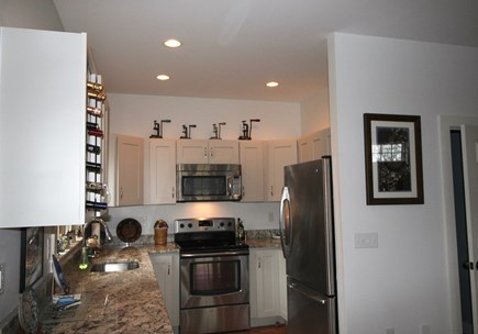 Provincetown Cape Cod vacation rental - Well-equipped Kitchen