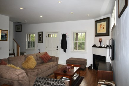 Provincetown Cape Cod vacation rental - Comfortable couch waiting for you to relax,