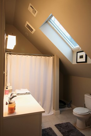 Provincetown Cape Cod vacation rental - Full Bath with Tub and Shower