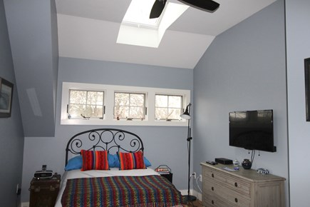 Provincetown Cape Cod vacation rental - Second Bedroom with Double Bed, flat Screen TV