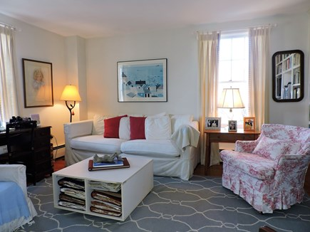 West Falmouth Cape Cod vacation rental - Den/Library with Flat Screen TV