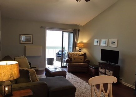 Brewster Cape Cod vacation rental - Open concept living/Dining area