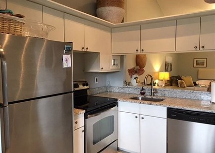 Brewster Cape Cod vacation rental - Kitchen Alternate Vies