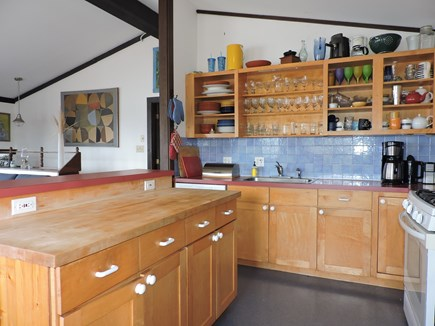 Woods Hole Woods Hole vacation rental - Bright and Open Kitchen