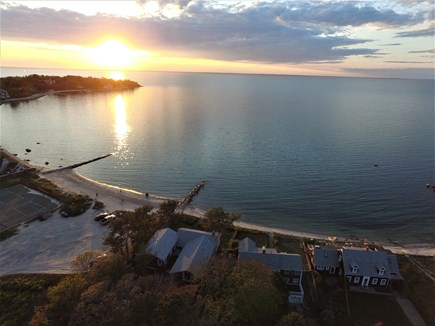 Woods Hole Woods Hole vacation rental - Sunset from Stony Beach Woods Hole 2/10th of a mile